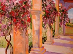 Detail Image for art TUSCANY ARCHES