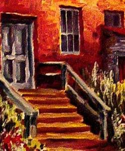 Detail Image for art Old Winery SOLD