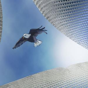 Detail Image for art Soaring City
