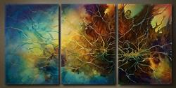 Art: Abstract design by Artist Michael A Lang