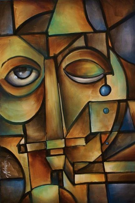 Art: Gods Anvil by Artist Michael A Lang