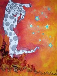 Art: Starlight by Artist Emily J White