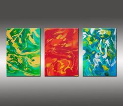 Art: Effervescent by Artist Hilary Winfield