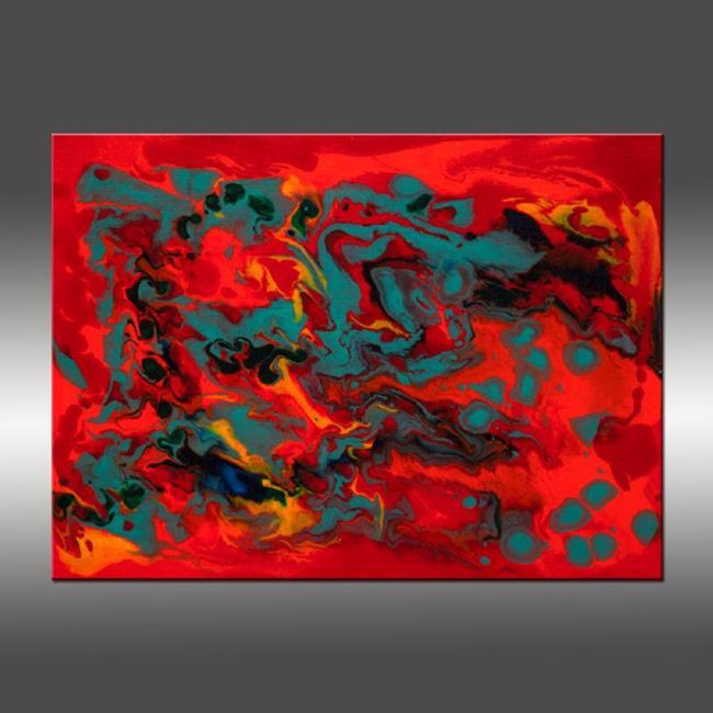 Art: Tropical Haze 7 by Artist Hilary Winfield