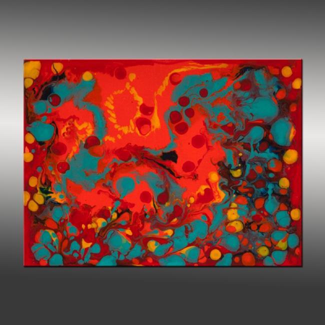 Art: Tropical Haze 6 by Artist Hilary Winfield