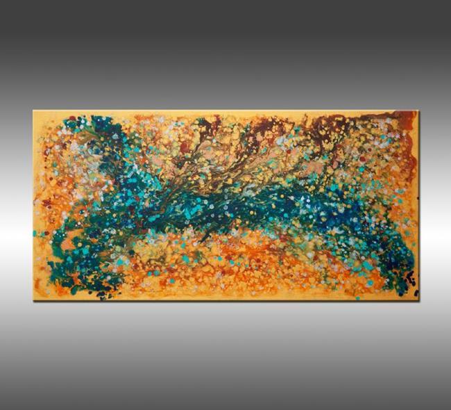 Art: Liquid Energy 20 by Artist Hilary Winfield