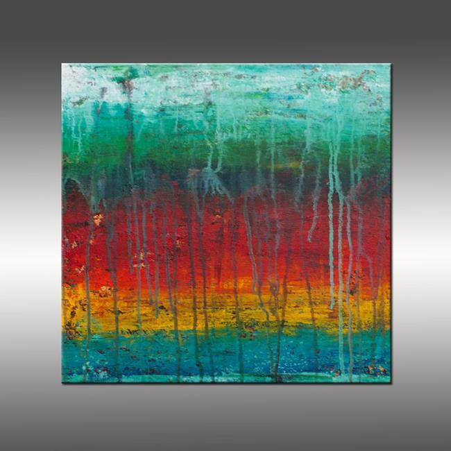 Art: Lithosphere 75 by Artist Hilary Winfield
