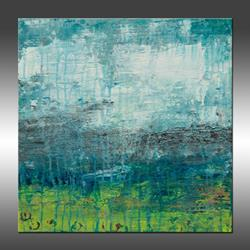 Art: Lithosphere 100 by Artist Hilary Winfield