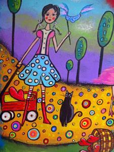 Detail Image for art Making Room for Love