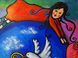 Detail Image for art Chasing Love