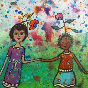 Detail Image for art The Garden