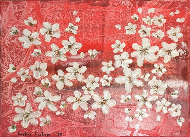 Art: Spring flowering (s) by Artist Luba Lubin