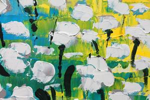 Detail Image for art White Poppies Field (s)