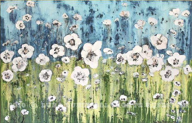 Art: Flowers (s) by Artist Luba Lubin