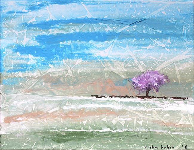 Art: Spring Morning (s) by Artist Luba Lubin