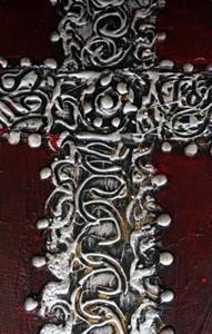 Detail Image for art PRAYER-CROSS