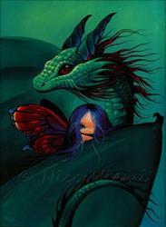 Art: Keep Close by Artist Nico Niemi