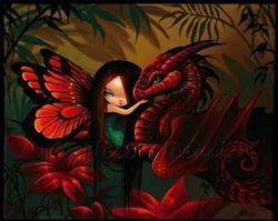 Art: Magical Pair by Artist Nico Niemi