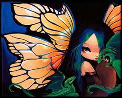 Art: Litle Hatchlings by Artist Nico Niemi