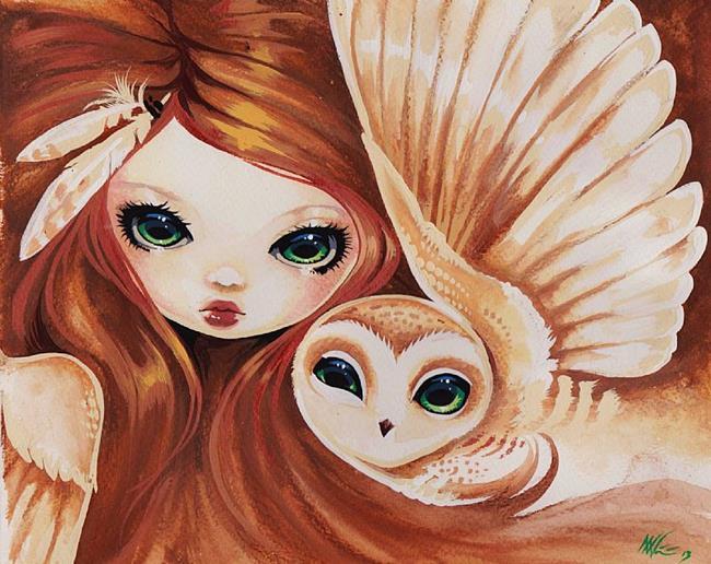 Art: Spirit Kind by Artist Nico Niemi