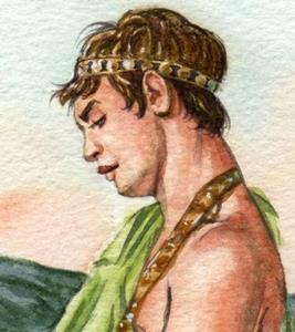 Detail Image for art Ganymede's Offering