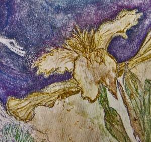 Detail Image for art She Who Brings the Morning Dew