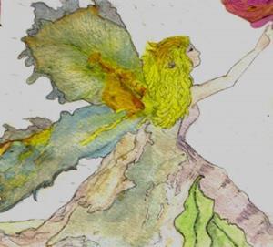 Detail Image for art Iris-Winged Faerie