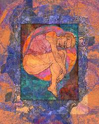 Art: Second Chance by Artist Mary Ogle