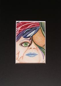 Detail Image for art Sweet Mind Toss