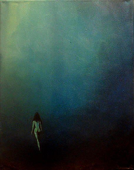 Art: Introspection by Artist Aja