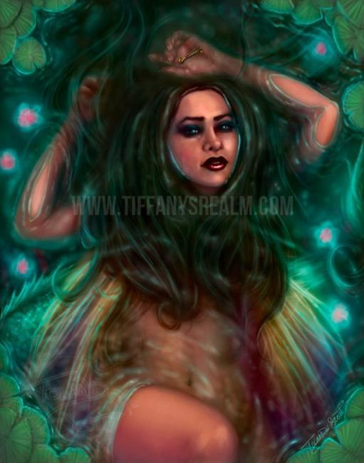 Art: The Mari-Morgans by Artist Tiffany Toland-Scott