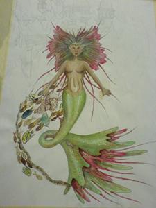 Detail Image for art Siren's Spell