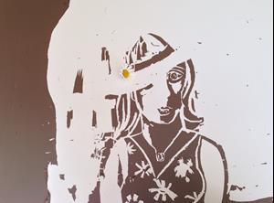 Detail Image for art Door County Woman