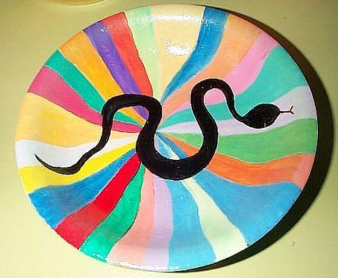 Art: Snake  by Artist Marina Owens