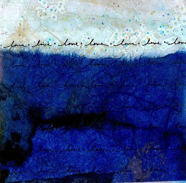 Art: Serenity by Artist Kathy Morton Stanion