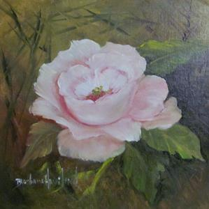 Detail Image for art Pink Rose