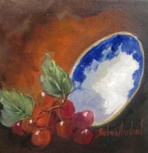 Detail Image for art 6x6 bowl grapes 010.JPG
