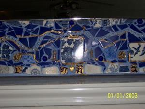 Detail Image for art Mum's Mirror Frame