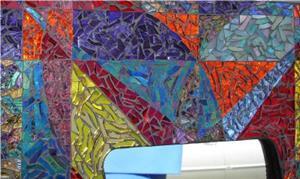 Detail Image for art Joseph's Coat Mirror (sold)