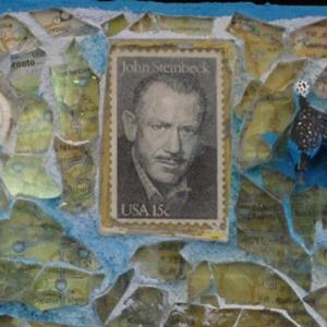 Detail Image for art Steinbeck Mirror (available)