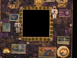 Detail Image for art Rocketman (available)