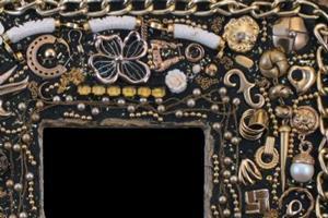 Detail Image for art Elephant Mirror (buddy piece)