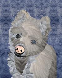Art: Joey by Artist Carissa M Martos