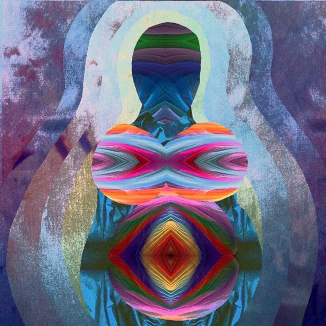 Art: Venus of Modernity by Artist Carissa M Martos