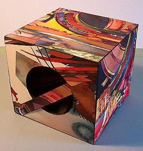 Detail Image for art Juke Box Cube