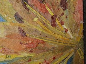 Detail Image for art Lilting Lily