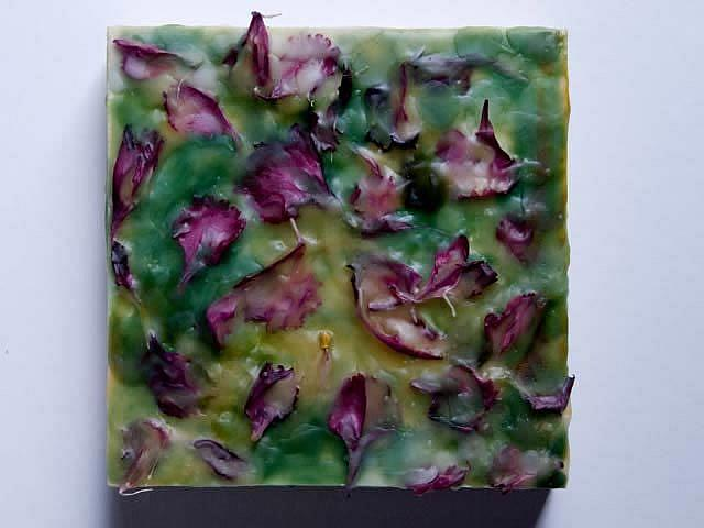 Art: Petals Up! or Car Nation II by Artist Gabriele Maurus