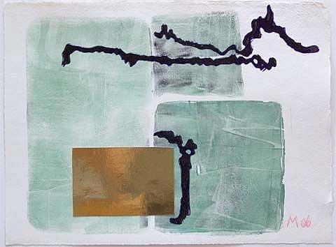 Art: Influence I by Artist Gabriele Maurus