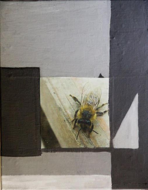 Art: Bee Generous by Artist Gabriele Maurus