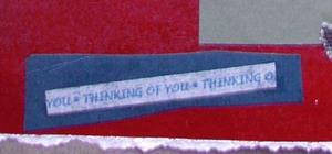 Detail Image for art Thinking of You